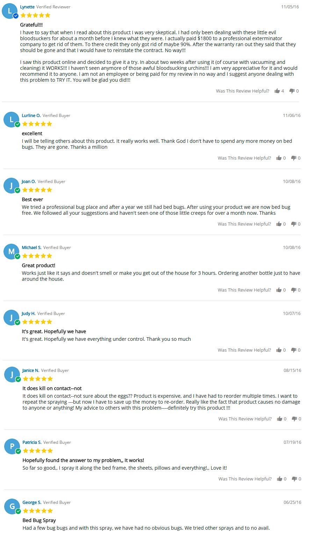 Say Bye Bugs Customer Reviews Saybyebugs