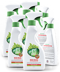 Saybyebugs Pick Your Bed Bug Extermination Kit